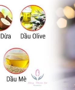 Thành phần dầu trị rạn da sau sinh Pizu