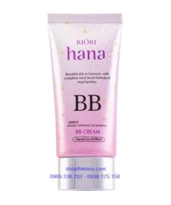 BB Cream Kem Lót Nền Che Khuyết Điểm RioRi