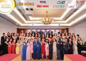 Mỹ phẩm riori hana lên sóng đài truyền hình VTV9