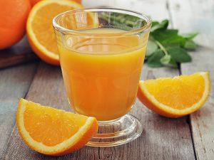 Nước ép trái cây giúp giảm cân