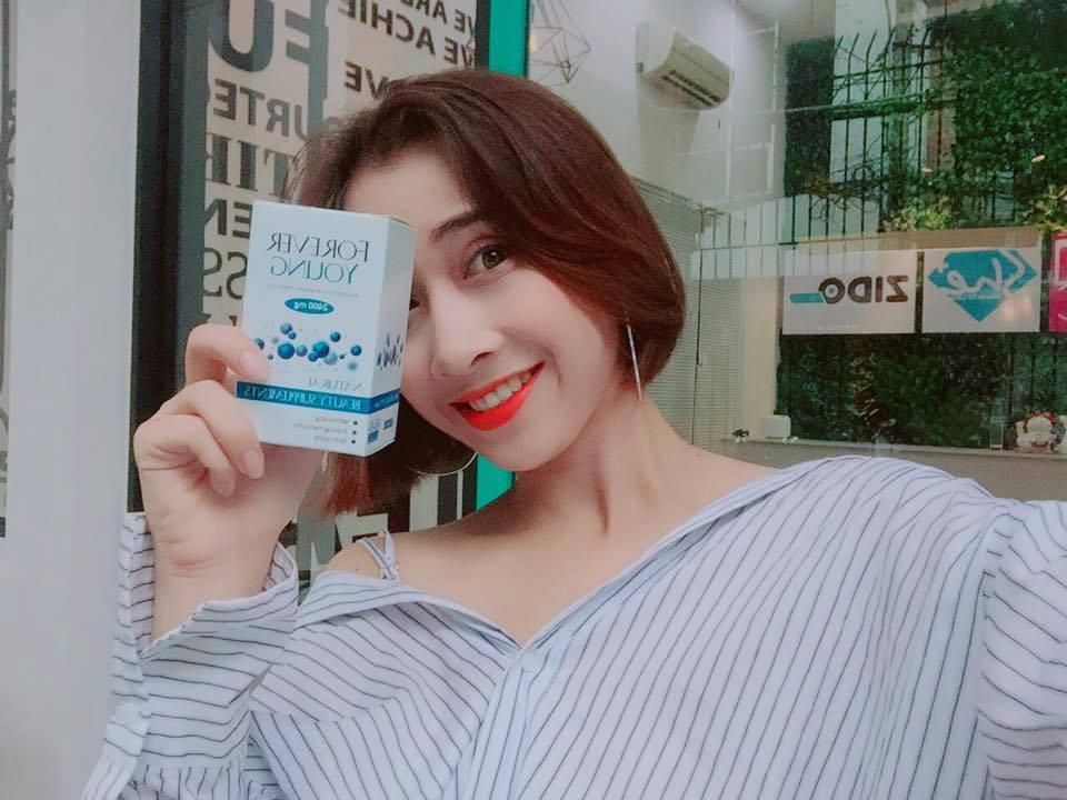 Viên uống trắng da Thái Lan Anthawin