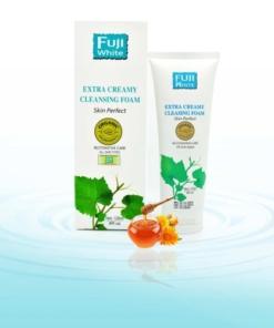 Sữa Rửa Mặt Men Mật Ong Fuji White