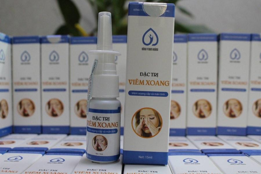Thuốc chữa ngạt mũi cho bà bầu Nam Hoàng