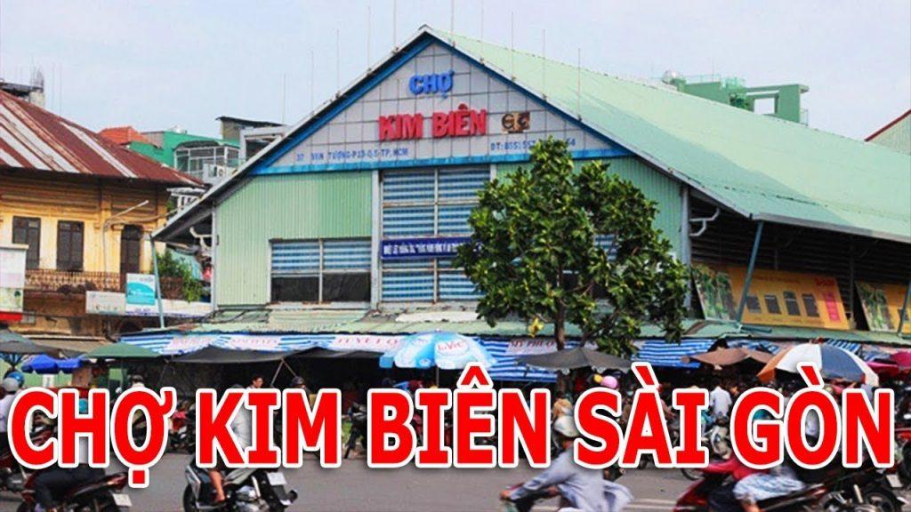 Bỏ sỉ mỹ phẩm giá rẻ tại chợ Kim Biên
