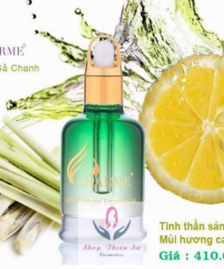 Giá tinh dầu thiên nhiên hương sả chanh Charme 30ml