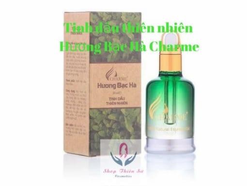 Tinh dầu thiên nhiên bạc hà Charme