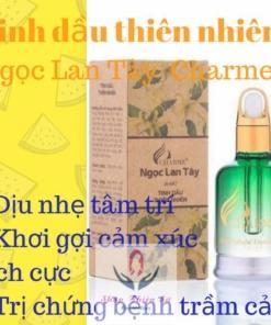Tinh dầu thiên nhiên hoa ngọc lan tây Charme 30ml