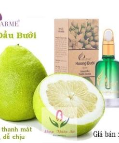 Tinh dầu thiên nhiên hương bưởi Charme khử mùi phòng khám khói thuố