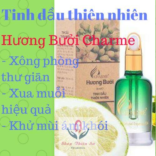 Tinh dầu thiên nhiên hương bưởi Charme
