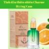 Tinh dầu thiên nhiên hương cam Charme 30ml
