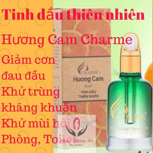 Tinh dầu thiên nhiên hương cam Charme