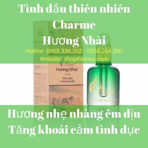 Tinh dầu thiên nhiên hương Nhài Charme 30ml