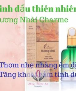 Tinh dầu thiên nhiên hương Nhài Charme tăng khoái cảm tình dục