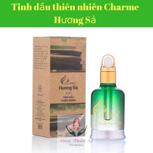 Tinh dầu thiên nhiên Hương Sả Charme 30ml