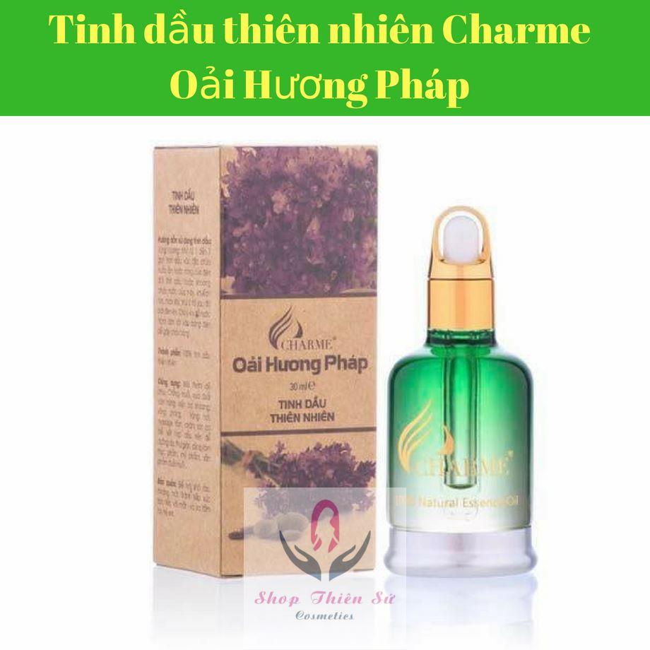 Tinh dầu thiên nhiên Oải Hương Pháp Charme 30ml