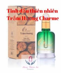 Tinh dầu thiên nhiên Trầm Hương Charme