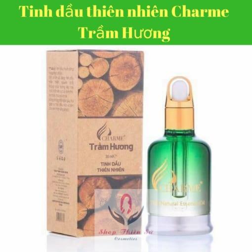 Tinh dầu thiên nhiên trầm hương Charme 30ml