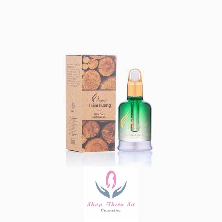 Tinh dầu thiên nhiên trầm hương nguyên chất Charme 30ml