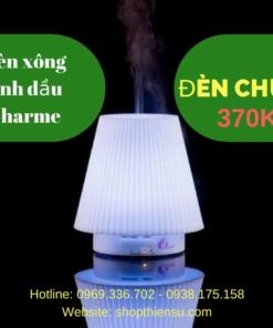 Đèn xông tinh dầu đèn Chụp Charme