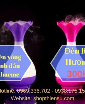 Đèn xông tinh dầu đèn Rũ Hương Charme