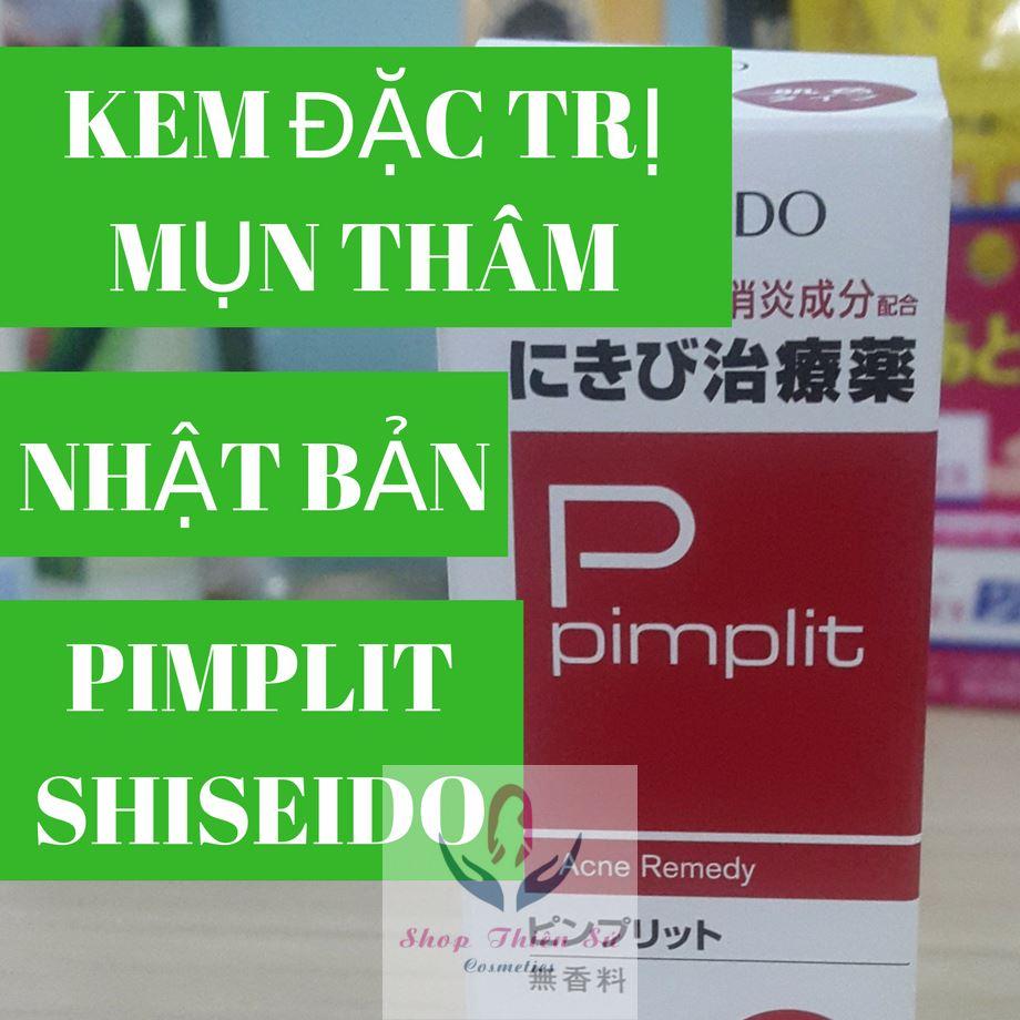 Kem trị mụn thâm Pimplit Shiseido