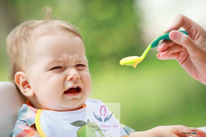 Khẩu vị là nguyên nhân ảnh hưởng đến sự ham thích ăn uống của trẻ
