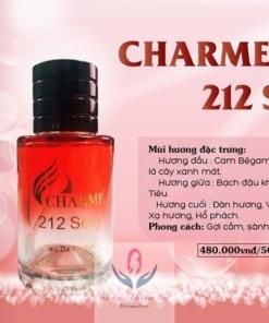 Nước hoa charme 212 sexy