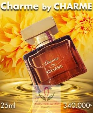 Sang trọng quý phái với nước hoa Charme by Charme