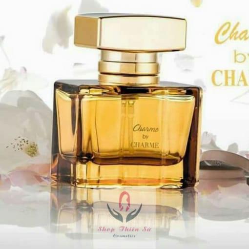 Nước hoa Charme by Charme mùi hương tươi mát tinh khiết, nồng nàn