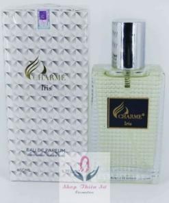 Nước hoa Charme Iris hương gỗ nam