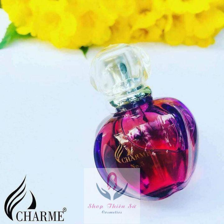 Nước hoa Charme No.5 mùi hương ngọt ngào