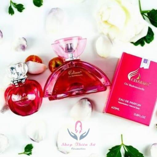 Nước hoa Marme Ori Mademoiselle với thiết sang trọng, cuốn hút
