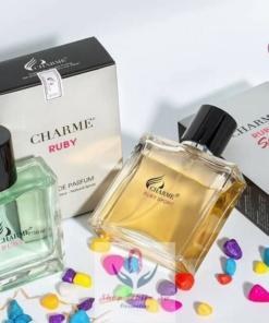 Nước hoa Charme Ruby 50ml mùi hương gỗ nam tính