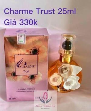 Nước hoa Charme Trurst