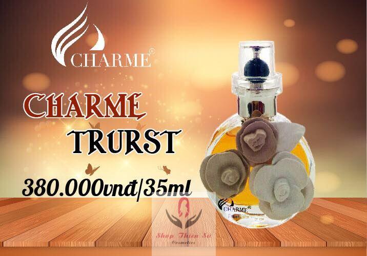 Nước hoa Charme Trurst 35ml hương dai bền lâu