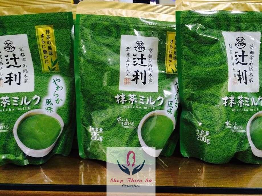 Bột sữa trà xanh matcha milk bổ dưỡng