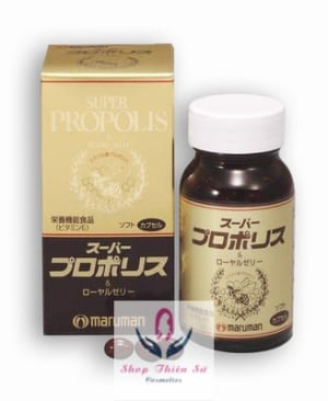 Sữa ong chúa Nhật Maruman Super Propolis
