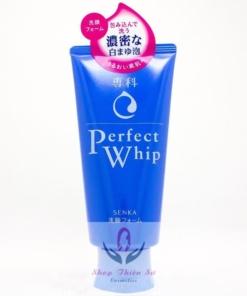 Sữa rửa mặt Shiseido Perfect Whip Nhật Bản