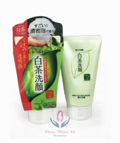 Sữa rửa mặt trà xanh matcha Nhật Bản