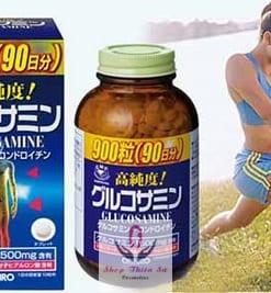 Thuốc bổ xương khớp glucosamin Orihiro chính hãng