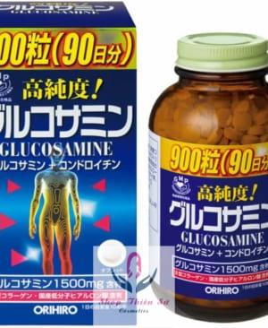 Thuốc bổ xương khớp Glucosamine Orihiro nhập khẩu