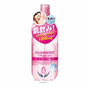 nước xịt khoáng Hadanomy Collagen Mist