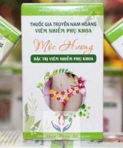 Thuốc chữa bệnh viêm nhiễm phụ khoa Mộc Hương
