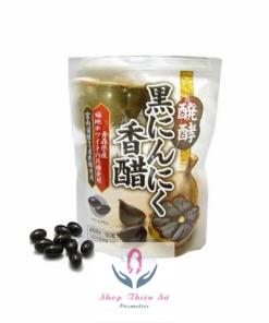 Tỏi đen giảm mỡ trong máu Nhật Bản Orihiro