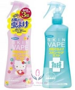 Bình xịt chống muỗi cho bé Skin Vape