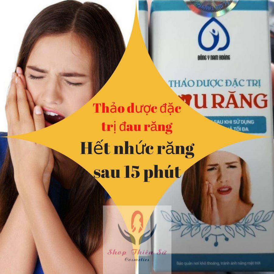 Thuốc trị đau răng Nam Hoàng