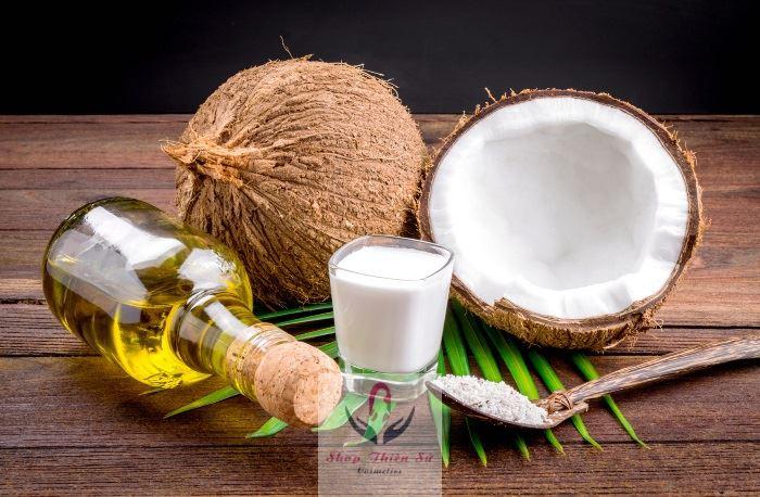 Cách chống rạn bụng khi mang thai bằng dầu dừa