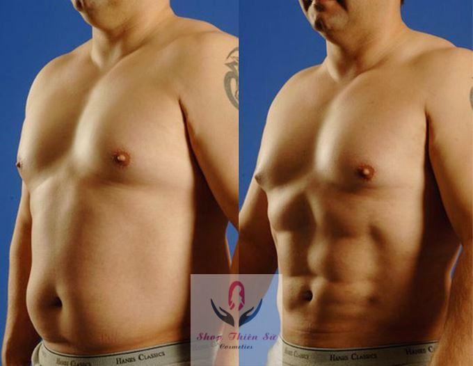 Cách làm giảm mỡ bụng cho nam Giảm mỡ khoa học sẽ mang lại nhiều lợi ích cho sức khỏe