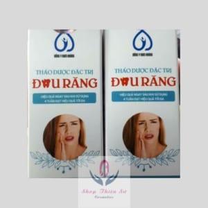 Thuốc trị đau nhức sâu răng Nam Hoàng
