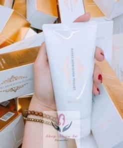 Kem Dưỡng Tinh Thể Truyền Trắng Crystal White Body Cream Eunyul